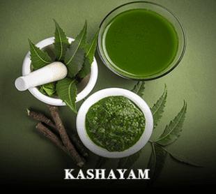 Kashayams