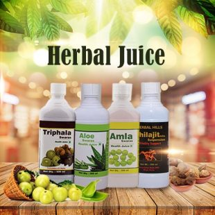 Syrups & Juices