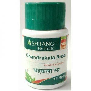 Ashtang Chandrakala Ras, 60 Tab