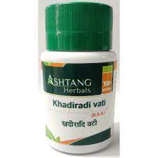 Ashtang Khadiradi Vati, 60 Tab
