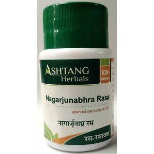 Ashtang Nagarjunabhra Ras, 60 Tab