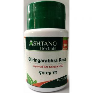 Ashtang Shringarabhra Ras, 120 Tab