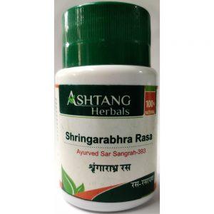 Ashtang Shringarabhra Ras, 60 Tab