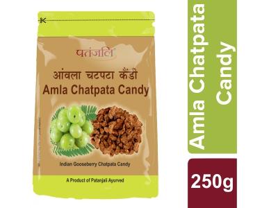 Patanjali Amla Chatpata Candy, 250 Gm