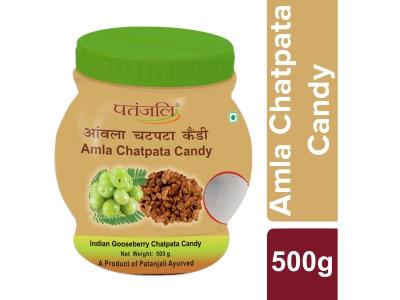 Patanjali Amla Chatpata Candy, 500 Gm