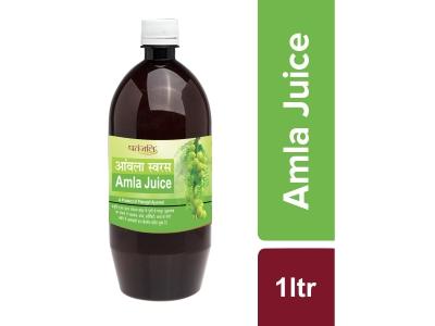 Patanjali Amla Juice, 1000 Ml