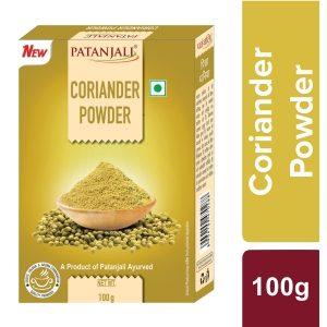 Patanjali Coriander Powder, 100 Gm