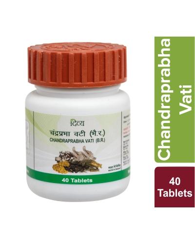 Patanjali Divya Chandraprabha Vati, 80 Tablets