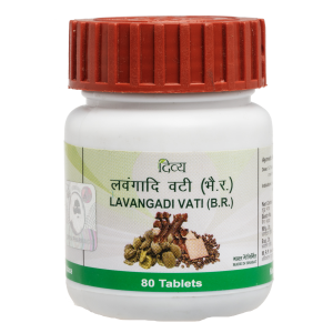 Patanjali Divya Lavangadi Vati, 80 Tablets