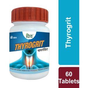Patanjali Divya Thyrogrit