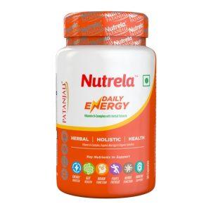 Patanjali Nutrela Daily Energy, 30 Capsules