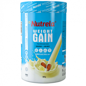 Patanjali Nutrela Weight Gain, 500 Gm