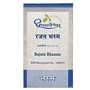 Rajata Bhasma
