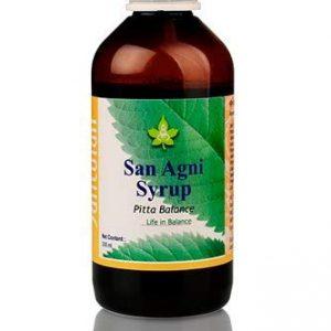 Santulan San Agni Syrup, 200 Ml