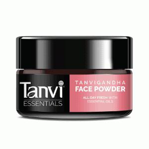 Tanvigandha Face Powder, 25 Gm