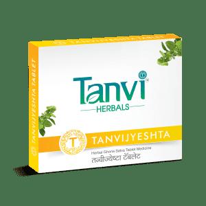 Tanvijyeshta, 30 Tablets