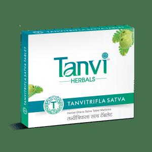 Tanvitrifla Satva, 30 Tablets