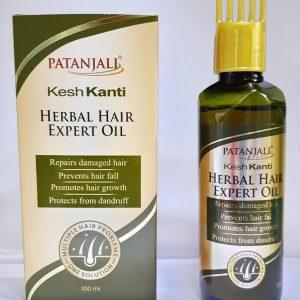 Patanjali Kesh Kanti Advance Hair Oil, 100 Ml