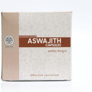 Arya Vaidya Pharmacy (AVP) ASWAJITH, 10 Capsules