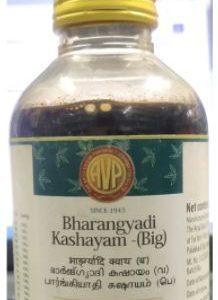 Arya Vaidya Pharmacy (AVP) Bharangyadi Kashayam, 200Ml