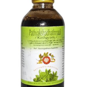 Arya Vaidya Pharmacy (AVP) Pathyakshadhathryadhi Kashayam, 200Ml
