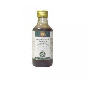 Arya Vaidya Pharmacy (AVP) Dhanadanayanadi Kashayam, 200Ml