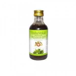 Arya Vaidya Pharmacy (AVP) Vyoshachitrakadi Kashayam, 200Ml