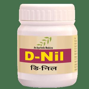 Arya Vaidya Pharmacy (AVP) D-NIL, 30 Capsules