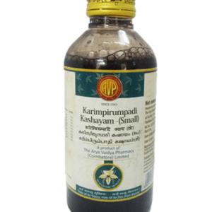 Arya Vaidya Pharmacy (AVP) Karimpirumpadi Kashayam, 200Ml