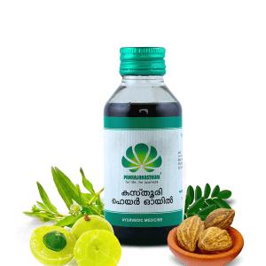 kasthuri hair oil