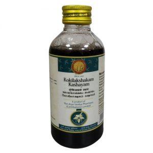 Arya Vaidya Pharmacy (AVP) Kokilakshakam Kashayam, 200Ml