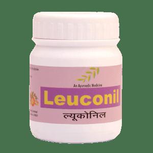 Arya Vaidya Pharmacy (AVP) Leuconil, 30 Capsules