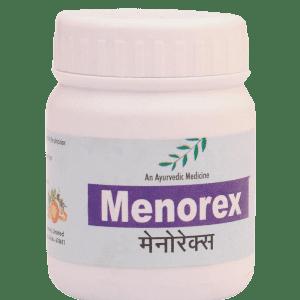 Arya Vaidya Pharmacy (AVP) Menorex, 30 Capsules