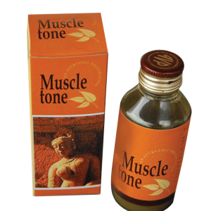 Arya Vaidya Pharmacy (AVP) Muscle Tone, 100Ml