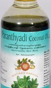 Arya Vaidya Pharmacy (AVP) Paranthyadi Coconut Oil, 200Ml