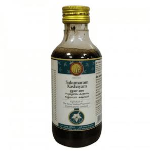 Arya Vaidya Pharmacy (AVP) Sukumaram Kashayam, 200Ml