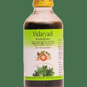 Arya Vaidya Pharmacy (AVP) Vidaryadi Kashayam, 200Ml