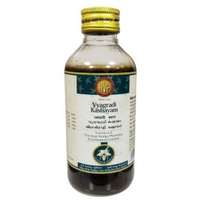 Arya Vaidya Pharmacy (AVP) Vyagryadi Kashayam, 200Ml