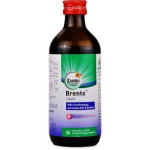 Brento Syrup