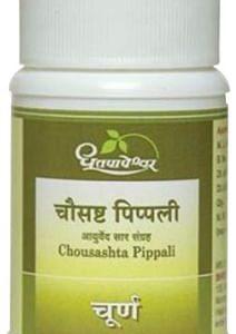 Dhootapapeshwar Chousashta Pippali Choorna