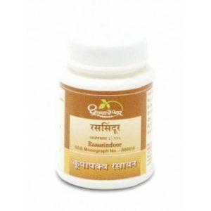 Dhootapapeshwar Rasasindoor, 5 Gm