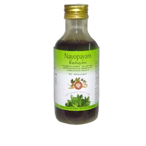 Arya Vaidya Pharmacy (AVP) Nayopayam Kashayam, 200 Ml