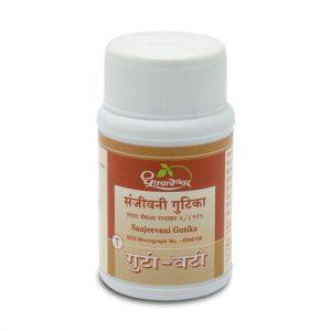 Dhootapapeshwar Sanjeevani Gutika
